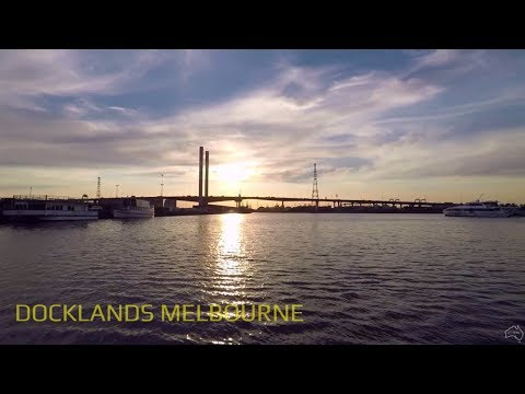 DOCKLANDS MELBOURNE PART 4