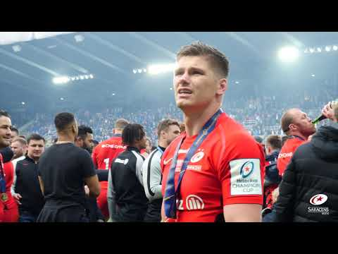 Champions Cup Final | Behind the scenes in Newcastle