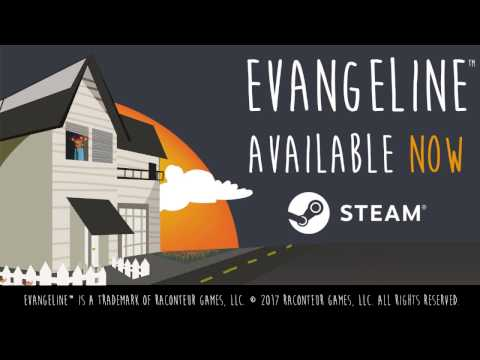 Evangeline Gameplay Trailer | Out Now on Steam!