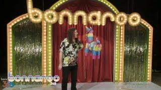 Roopert the Pinata Helps Weird Al Announce The Bonnaroo 2013 Lineup | BLAM | Bonnaroo365