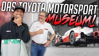 JP Performance - Das Toyota Motorsport Museum!