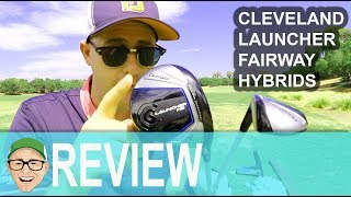CLEVELAND LAUNCHER FAIRWAY AND HYBRID