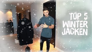 Meine TOP 5 Winterjacken | inscopelifestyle