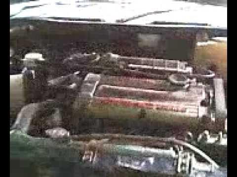 Galant E35A Переделка с АКПП на МКПП