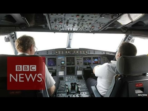 Germanwings: How to keep someone out of the cockpit? BBC News