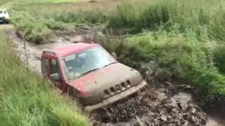 Suzuki Jimny Fun in Wales