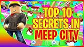 Secret Rooms In Meep City Roblox 2019 Meepcity School Update Secret Room Reveal Youtube