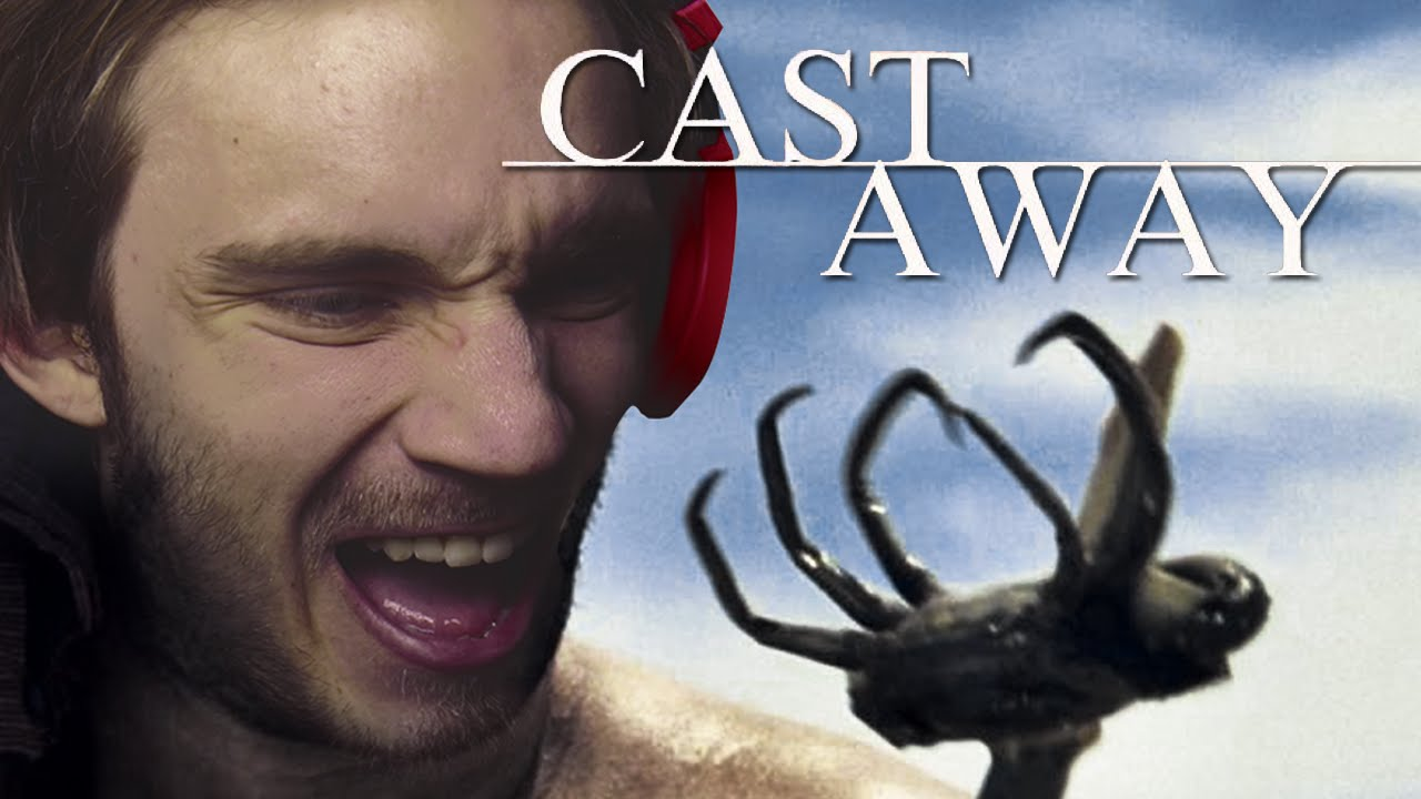 CAST AWAY: THE GAME (Stranded Deep #1) | PewDiePie - YouTube
