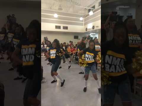 North Miami Middle School Dancers Spring Concert 2k17 (Let's go)