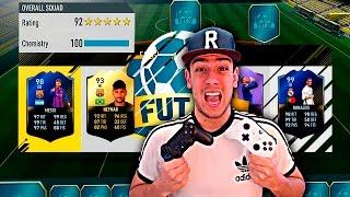 FUT DRAFT DE 192 VALORACIÓN VOY A POR TI !!! - FIFA 17.mp3