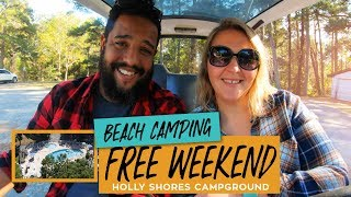 HOLLY SHORES CAMPGROUND REVIEW / CAPE MAY, NJ