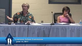 School Committee - June 14, 2017