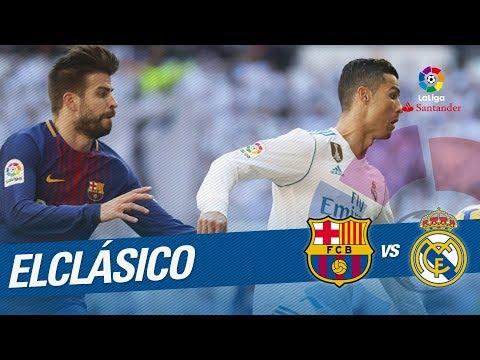 ElClásico - Partido de la Jornada: FC Barcelona vs Real Madrid