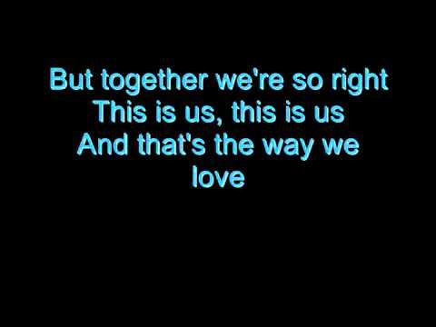 Keyshia Cole - This Is Us (with lyrics)