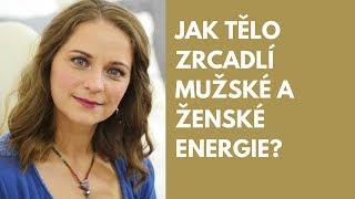 Tereza Kramerová: Jak tělo zrcadlí mužské a ženské energie?