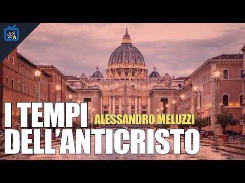 Alessandro Meluzzi: 'Se la chiesa diventa una ONG muore'