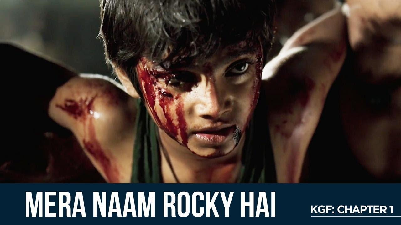 Download Mera Naam Rocky Hai | KGF Chapter 1 | Yash | Prashanth Neel