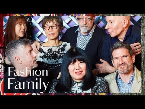 Inside Anna Sui's 'Fashion Family' | Bridget Foley's Diary | WWD