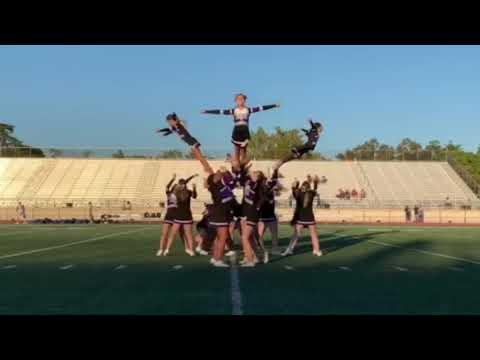 Oroville High School JV Halftime 2019