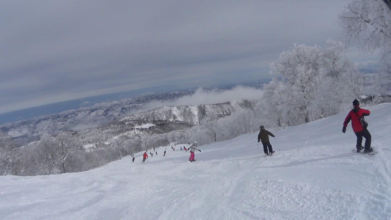 野沢 温泉 スキー 場 天気 戸狩温泉 スキー場・天気積雪情報 -