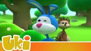 Uki 🤔 Hidden Things | Videos for Kids