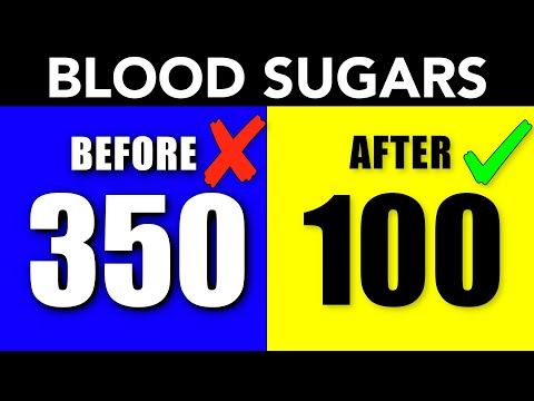 How to Lower Blood Sugar Level / 6 Powerful Tips for Diabetics