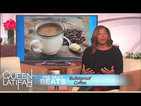 Lastest Food Trend Butter Coffee! | The Queen Latifah Show