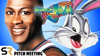 Space Jam Pitch Meeting: The Air Jordan Commercial Turned Movie