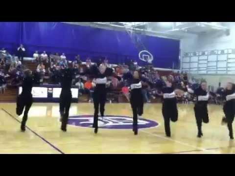 Dixon High School Dance Team 2012 Introduction