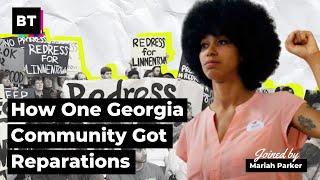 How One Georgia Community Got Reparations