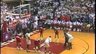 UMass Basketball - Final Rage In The Cage From 1993
