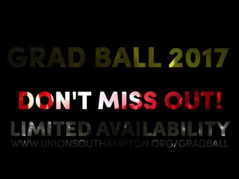 Grad Ball 2017 Teaser