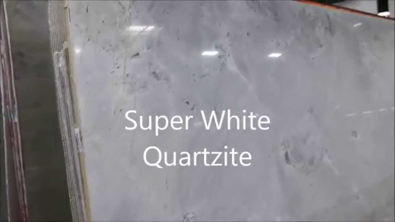 Super White Quartzite Ny Nj And Ct Youtube