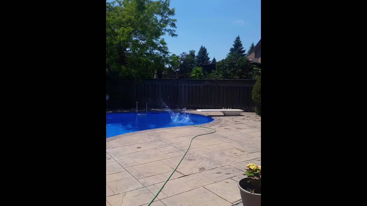 cousin beef goes for a swim youtube