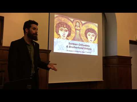 Same-Sex Marriage in The Serbian Orthodox Church? - Nik Jovčić-Sas @ University of Cambridge 2017