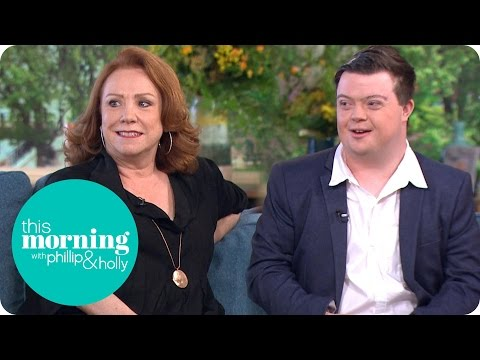 Corrie's Melanie Hill And Liam Bairstow On Becoming An Unlikely Comedy Duo | This Morning