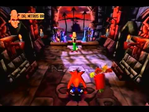 Crash Bandicoot 1 100% Speedrun in 1:18:59