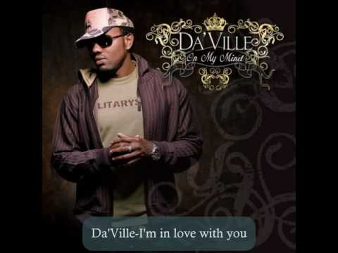 Da'Ville-I'm in love with you