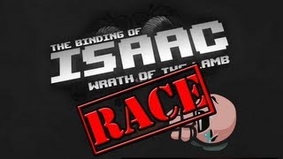The Binding of Isaac Race #2! with Green9090 and ZenAndCyrrene