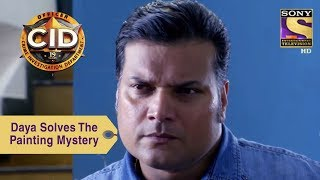 Your Favorite Character | Daya Solves The Painting Mystery | CID