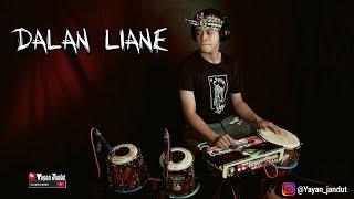 Gambar cover Dalan liane_HENDRA KUMBARA cover by Yayan jandut style dika keyboard