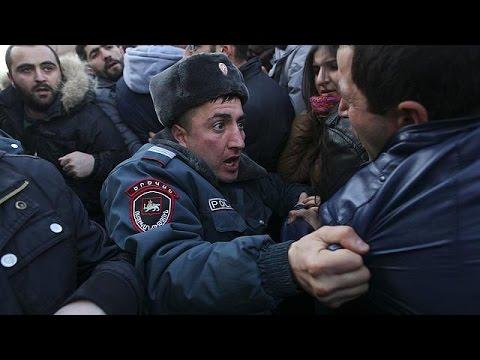 Армения: напряжённая обстановка после убийства в Гюмри