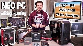 Το νέο μου PC:Ποια parts διάλεξα και γιατί! #Internet4u