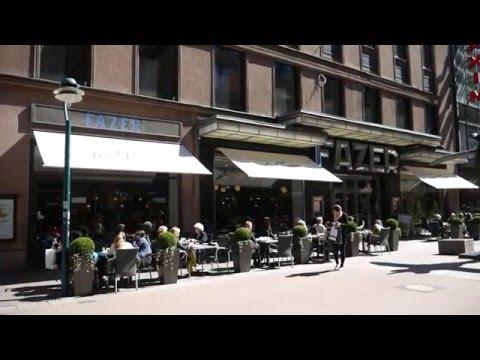 Cafe Fazer (Helsinki, Finland)