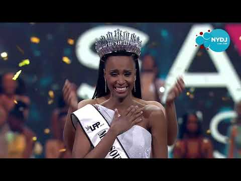Crowning Moments! Zozibini Tunzi Crowned Miss South Africa 2019 & Miss Universe 2019