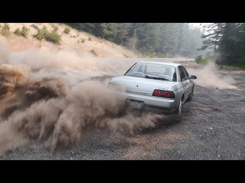 Off Roading with the Skyline!