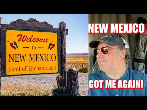 New Mexico Got Me Again!