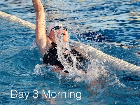 Day 3 AM SAISA Swim 2015
