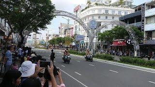 Đã mắt xem CSGT dẫn các đoàn VIP loại A tại APEC - President, Prime minister convoys compilation