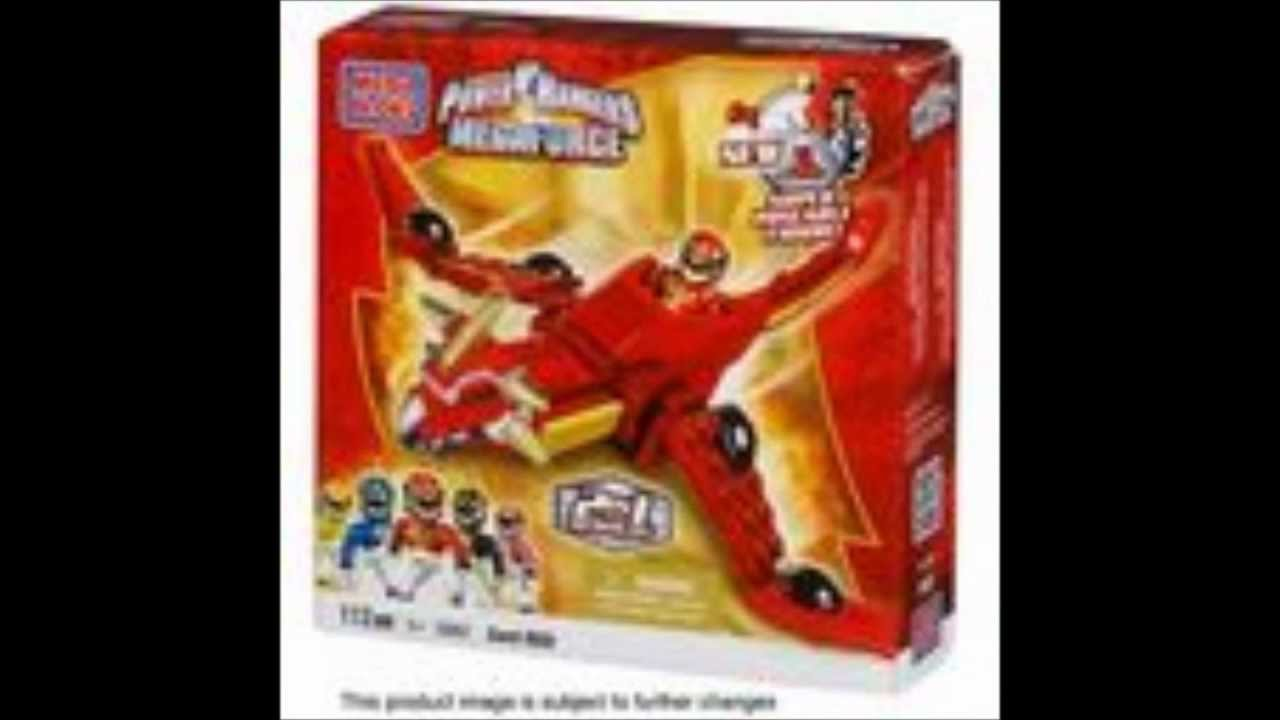 Toys R Us Dvd : Power ranger megaforce megabloks super samurai dvd box set